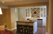 New Kitchen in Basement | Renovation Experts Toronto