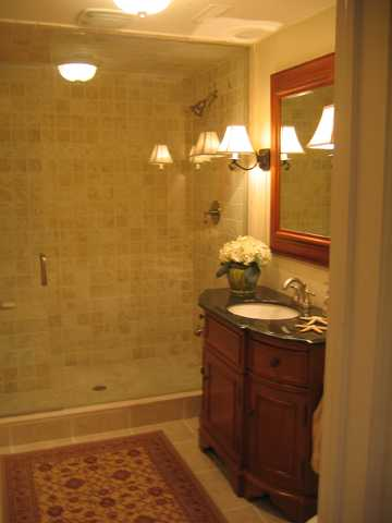 Custom Design - Bathroom