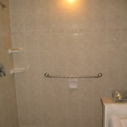 Wheelchair Accessible Bathroom Renovation