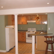 Kitchen Renovation Project in Toronto