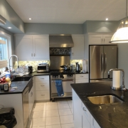 GTA Kitchen Renovation Project