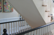Amazing Stairs as a part of basement renovation