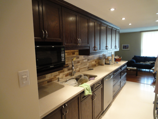 Marble granite stainless steel kitchens in toronto for Kitchen cabinets toronto